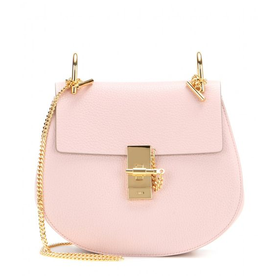 chloe bag online shop - Chlo�� - Drew leather shoulder bag - Let this charming marshmallow ...