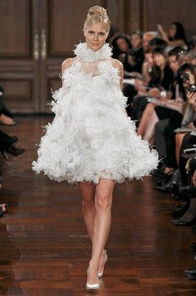 Romona Keveza Couture Wedding Dresses, Bridesmaid, Eveningwear, Gown, Fall 2012 || Colin Cowie Weddings