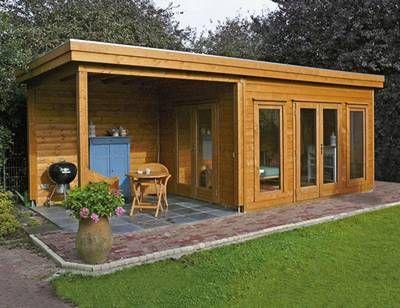 Gamme cabane cabanon pavillon jardin chalet bungalow for Cabanon jardin