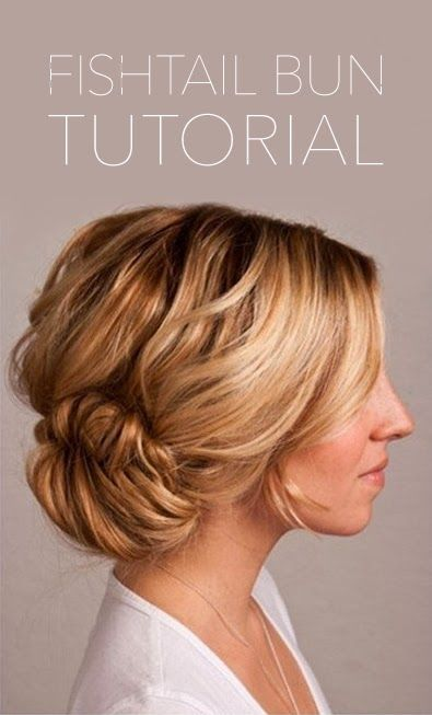 4 Wedding Hair Tutorials That Will Make You Say I Do! | The Brushlover's Blog #wedding #hair