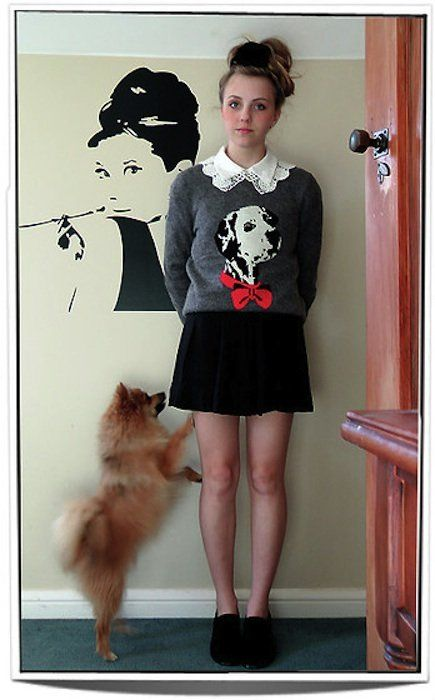Papel tapiz -Audrey Hepburn
