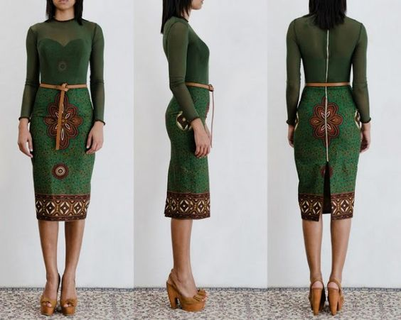 African Prints in Fashion: Prints of the Week: Taibo Bacar