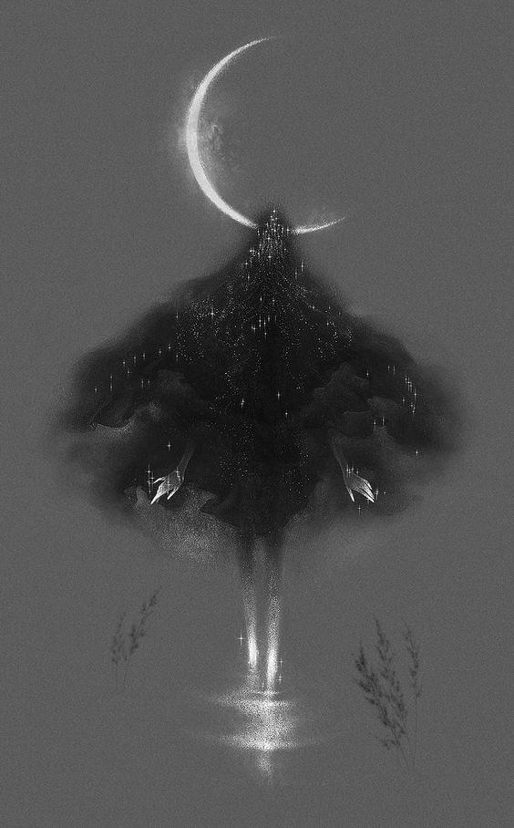 Nuestra existencia no es más que un cortocircuito de Luz entre dos eternidades de oscuridad...