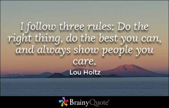 111 Lou Holtz Quotes Inspirational Quotes At Brainyquote