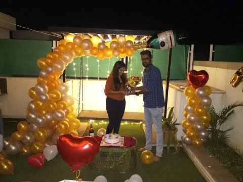 Event Management Company In Pune Jol Events Provide A Wide Range Of Even Birthday Surprise For Wife Surprise Birthday Decorations Birthday Balloon Decorations