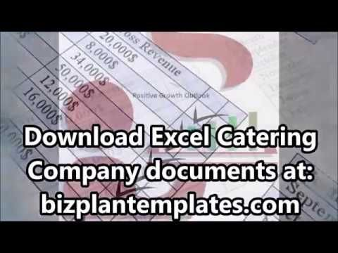Catering Company Financial Projections  Catering Business Plan