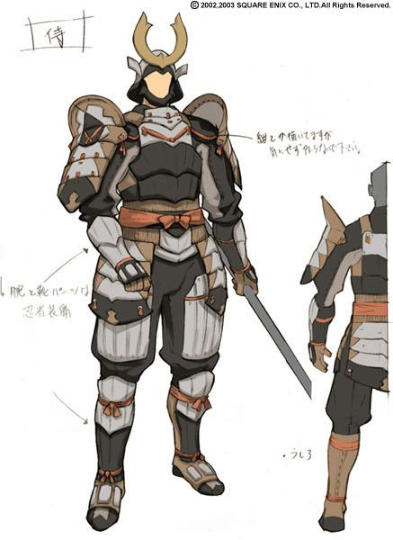 fantasy samurai - Google Search