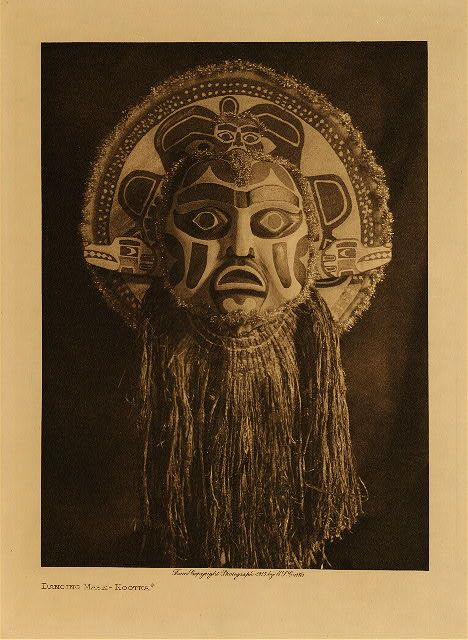 Masks Photography Artist Study with thanks to Photographer Edward Curtis, ,Resources for Art Students, CAPI ::: Create Art Portfolio Ideas at milliande.com , Inspiration for Art School Portfolio Work, Masks, Tribal, Human:
