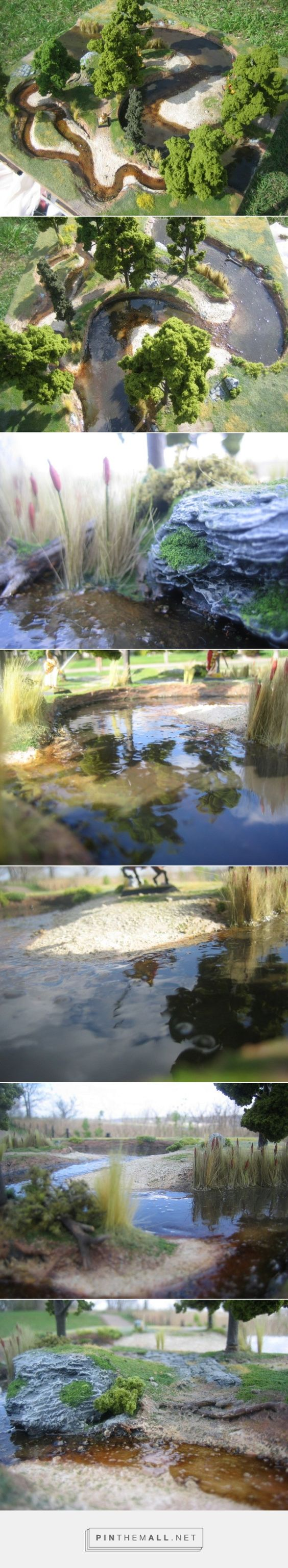 some amazing detail on this river by Zaboobadidoo... - a grouped images picture - Pin Them All