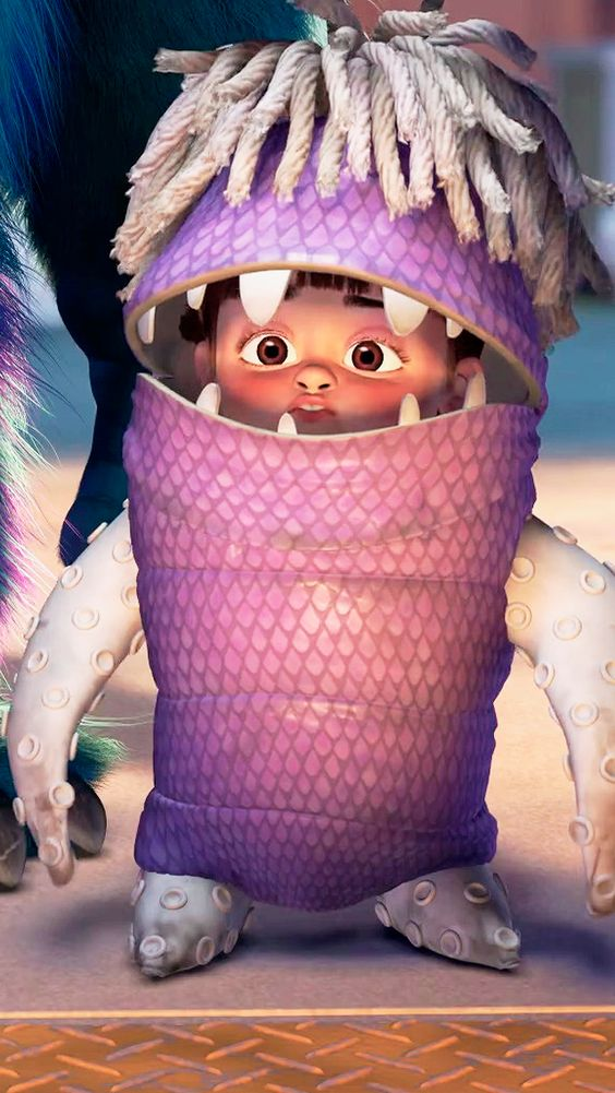 *BOO ~ Monsters Inc, 2001