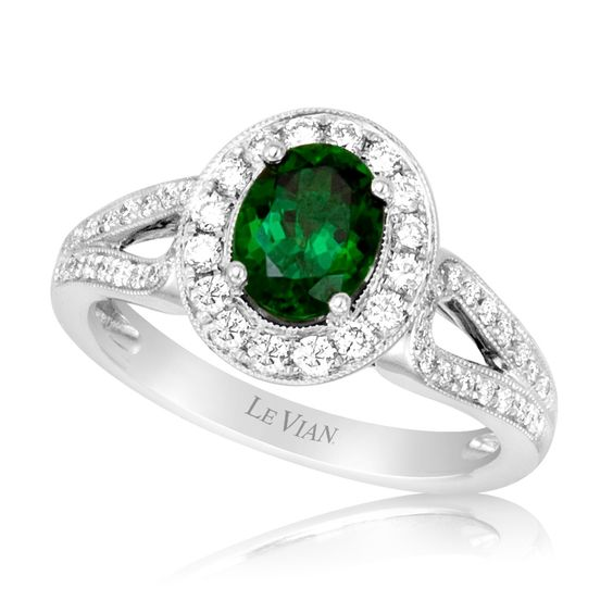 Green With Envy From LeVian!  Available at Houston Jewelry!   www.houstonjewelry.com