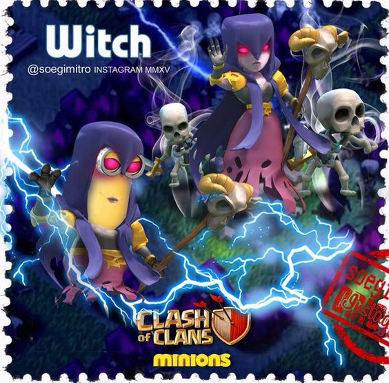 clash of clans  photos and minions on pinterest