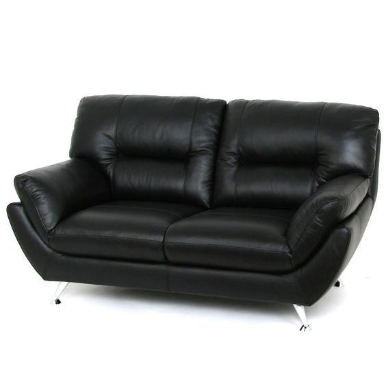 kingston apartment loveseat black modern sofas u0026 loveseats pinterest loveseats apartments and soft seating
