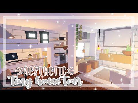 Aesthetic Tiny House Tour Adopt Me Adopt Me House Tour