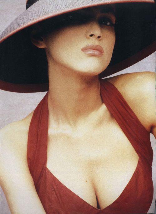 Cristina Cascardo, 1990's model.