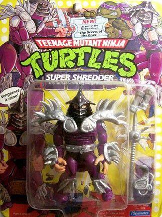 Tmnt super shredder 1992