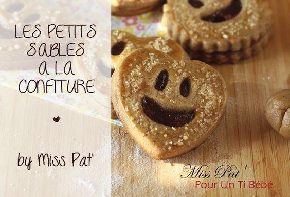 Les biscuits aux épices et à la confiture {RECETTE}