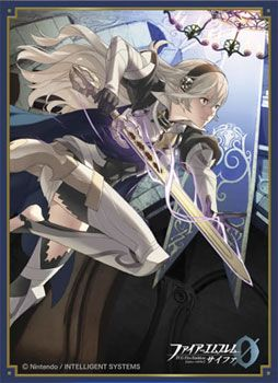 "Fire Emblem Cipher - Sleeve Collection ""Kamui (Female)"""