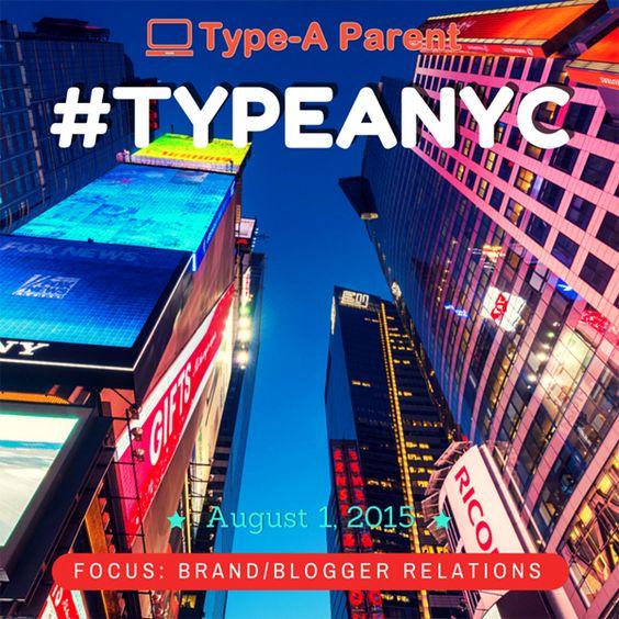Type-A New York City Bootcamp #TYPEANYC via @typeaparent at http://typeaparent.com/typeanyc