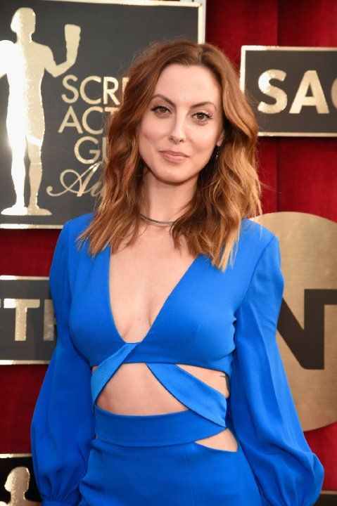 The 32-year old daughter of father Franco Amurri and mother Susan Sarandon, 164 cm tall Eva Amurri in 2017 photo