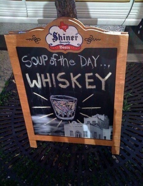 soup? of the day