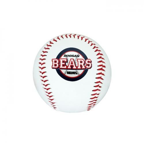Korean Baseball League Kbo 2020 Doosan Bears Logo Team Hard White Ball Tracking Ebay In 2020 Baseball League Bear Logo Baseball