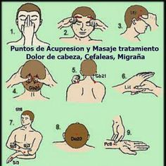 Headache bueno saber y en spanish!!!