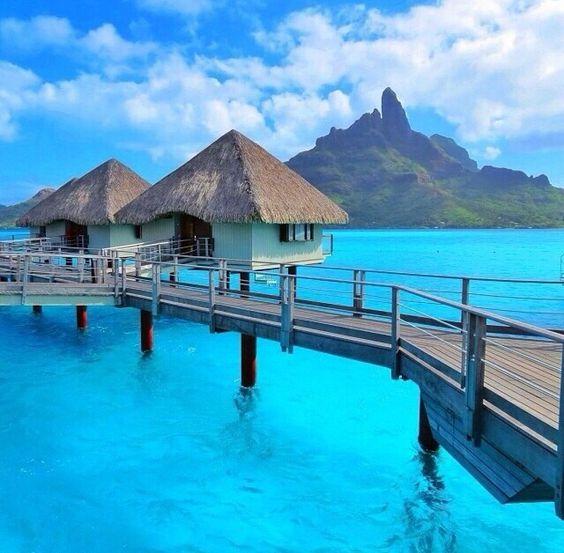 Honeymoon paradise
