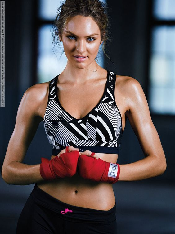 Candice Swanepoel for Victoria's Secret lookbook (October 2014) photo shoot