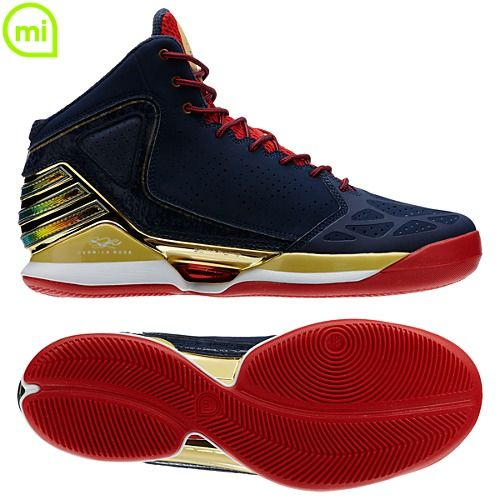 adidas Rose 773 \u0026#39;Gold Medal\u0026#39; (KICKS)
