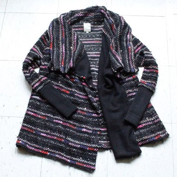 Colorful long sleeves sweater Cute colorful long sleeves sweater. Brand new. Never worn. Sweaters