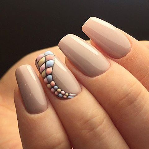 we wanted to show you which is the fun nail trend that everyone is going crazy for: