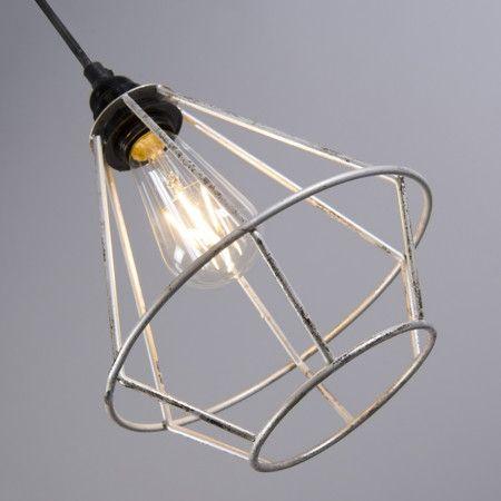 Lámpara colgante FRAME Luxe B plateada Aplique PIOMBINO 1 óxido #interiorismo #deco #homedeco