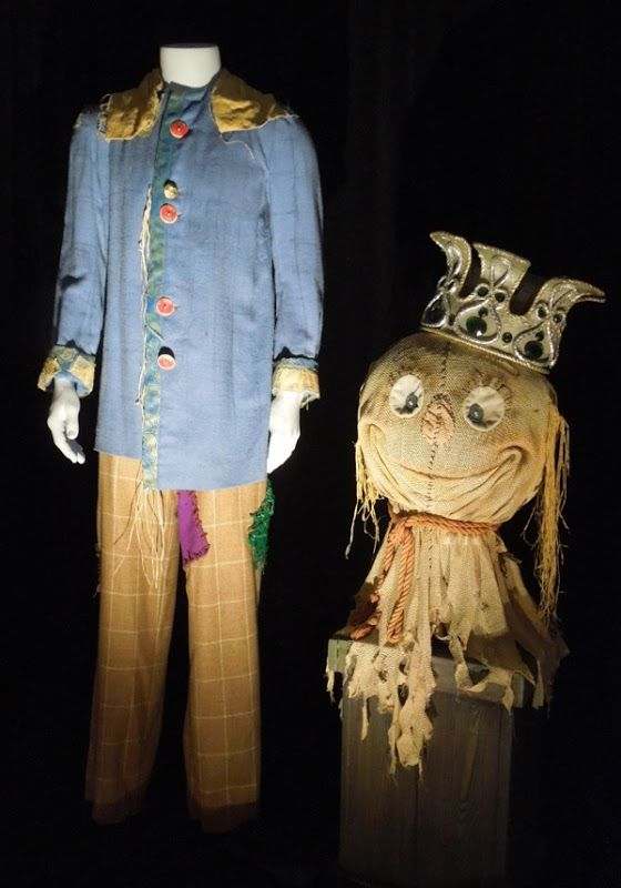 Return to Oz Scarecrow movie costume