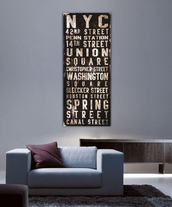 Another great find on #zulily! 'Union Square' Gallery-Wrapped Canvas by Marmont Hill #zulilyfinds