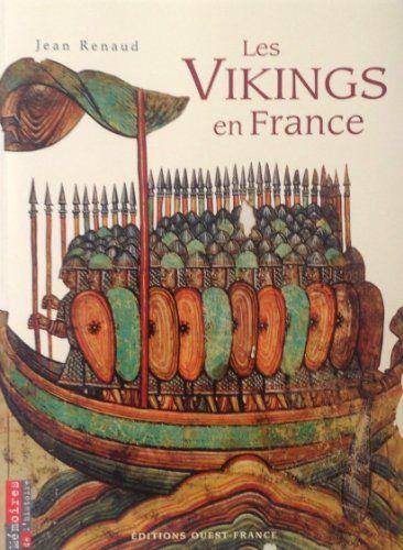"""Les Vikings en France, Ed. Ouest France- 12) SIEGE DE PARIS. 3. Le siège: Les Normands s'installent à l'Ouest du pont au lieu qui devint """"les Dans"""" puis Les Damps. Là, ils sont attaqués par les forces du duc du Maine, RAGENOLD, formées de soldats de Neustrie et de Bourgogne. Ragenold est tué dans le combat et ses hommes quittent les lieux, sans que l'on en sache plus sur le combat. La flotte continue de remonter le fleuve et force le passage au FORT DE PÎTRES, près du confluent de l'Andelle."""
