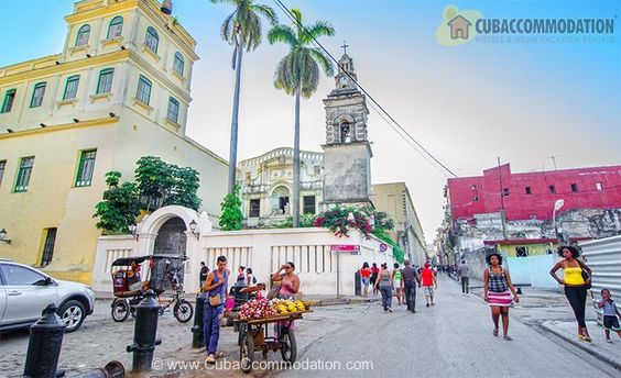 Guesthouses: Casa Vladimir– Old Havana: Havana City :: Casa particular havana at cuba accommodation.com - Casa Particular