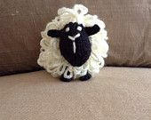 Knitted Sheep Farm Toy - Stuffed Toy - Stuffed Animal - Soft Toy