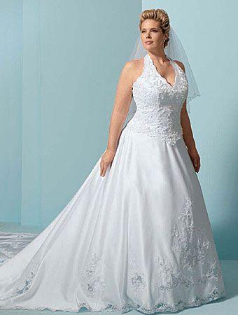 Vestidos de Noiva Plus Size: Fotos Modelos para Gordinhas