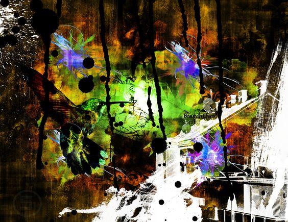 One of my digital paintings
