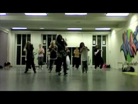 Hasta abajo (don omar) and magalenha (sergio mendes) choreography