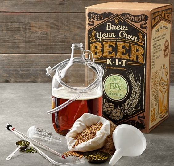 Brew Your IPA Beer Making Kit