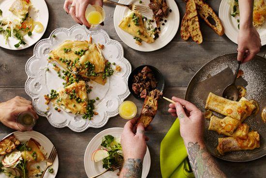 Food Style and Photography / Matt Armendariz – Adam Pearson +  Dani Fisher