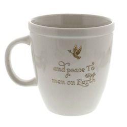 Peace Mocha Mug $16.95