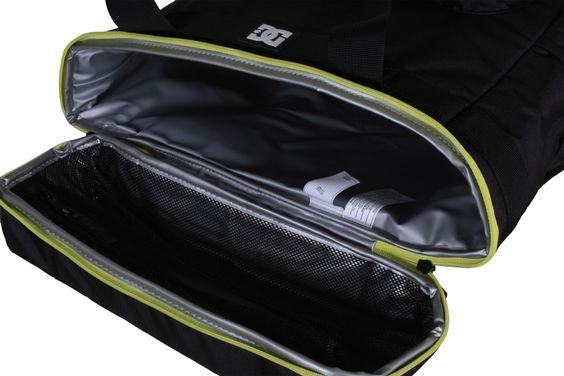 DC Shoes Kewler Cooler Backpack - black
