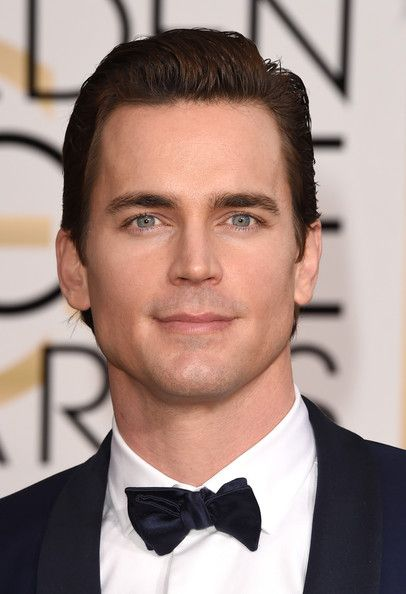 Actor Matt Bomer attends the 72nd Annual Golden Globe Awards at The Beverly Hilton Hotel on January 11, 2015 in Beverly Hills, California.