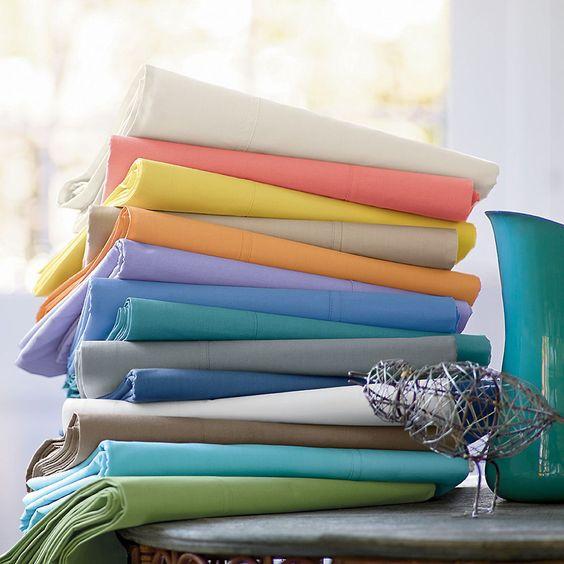 Company Cotton Bedding in Lavender