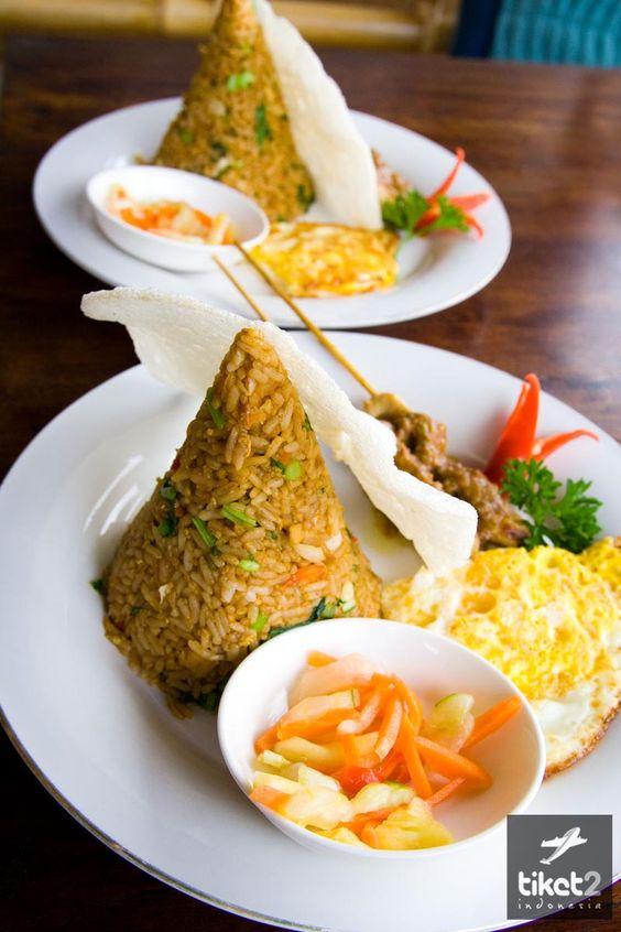 #Nasi #Goreng - #Indonesia | Indonesian Food | Pinterest ...