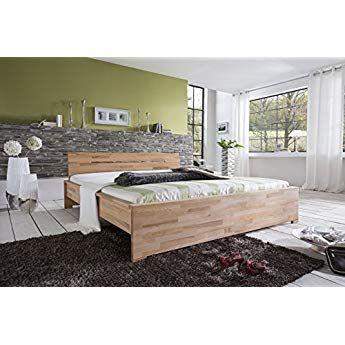 Stilbetten Bett Holzbetten Massivholzbett Tarija Mit Stauraum Eiche Geolt 160x200 Cm Amazon De Kuche Haushalt Holzbetten Massivholzbett Wohnen