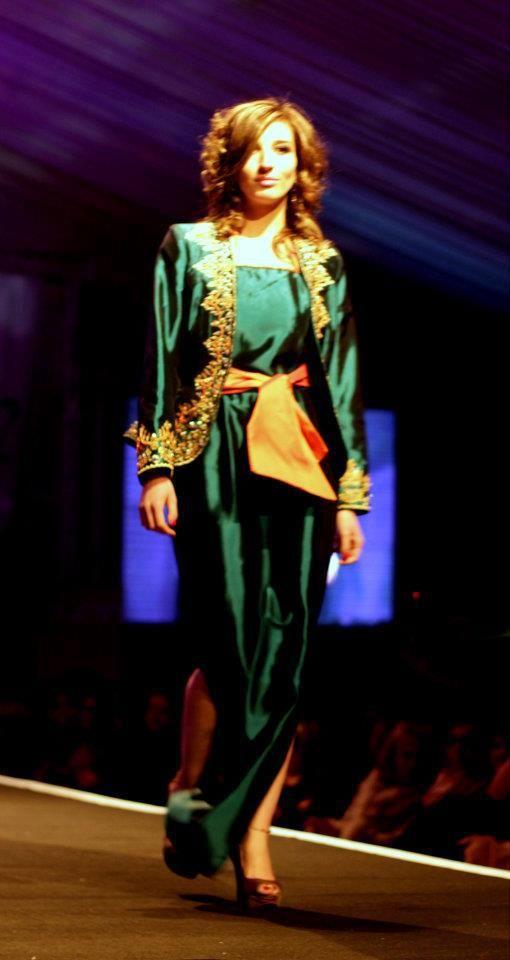 Karakou algérois  moderne 2014: التقليدي الجزائري, Algerian Traditional, Traditional Clothes, Algerian Fashion, Algerian Traditional, Algérienne اللباس
